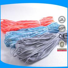 Tuyau réfléchissant rouge à 100% polyester ou TC à prix réduit pour sac à dos
