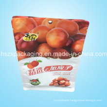 Logo Printing Snack Food Packaging Bags
