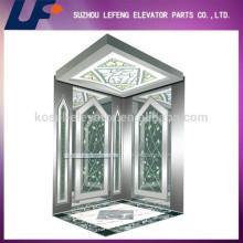 Elegant design cheap cabin for lift/ elevator Lift Cabin
