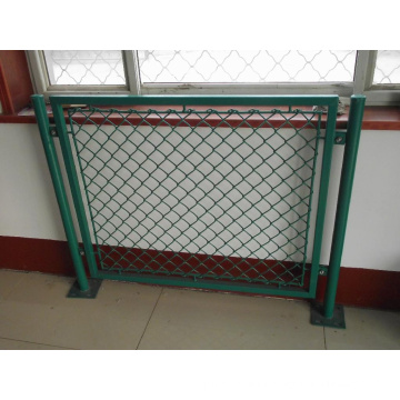 Chain Link Protection Fencing Serise