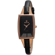 SKONE small dial watch fashion female leather vintage watch