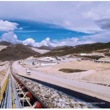 Ske High-Performance Long-Distance Curved Conveyor with GOST