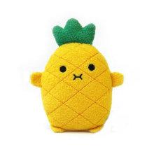 Juguetes de peluche de peluche de frutas y vegetales juguetes de piña de peluche