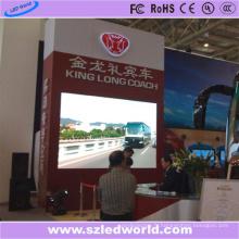 Écran d'affichage à LED Fixe d'intérieur de P6 SMD pour le salon de l'automobile