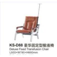 Krankenhaus Deluxe Fixed Transfusion Stuhl