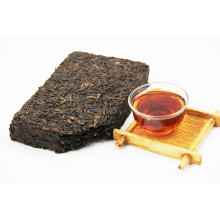250g hot premium chinês yunnan chá tijolo maduro verde tijolo, mais antigo puerh China emagrecimento Alimentos verdes para os cuidados de saúde shippin livre