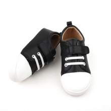 Svartvitt Baby Casual Shoes