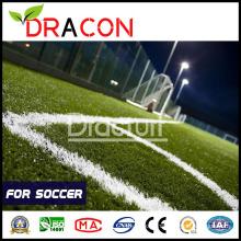 Gazon synthétique de vente chaude pour le terrain de football (G-6001)
