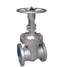 Válvula de porta de aço inoxidável Ss304 Ss316