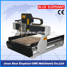 High precision 6090 CNC Wood Turning Machine