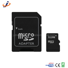 Cheap 512MB Micro SD Card with Adapter