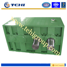 1:80 ratio speed reducer gearbox for fiber extruders