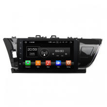 Android 8.0 car dvd for COROLLA 2014-2015