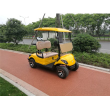 250CC 2 Seater Gas Powered Golf Cart untuk dijual
