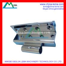 Zinc alloy injection parts