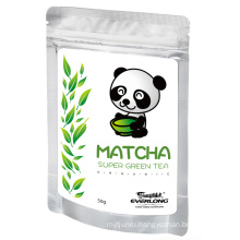 Matcha Super Green Tea Powder Japanese Style 100% Organic EU Nop Jas Certified Small Order Avaliable (M1)