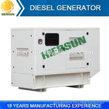 Generador barato de la buena calidad 80kw del precio para el sitio de construcción