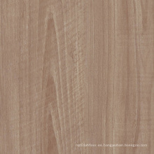 Piso de vinilo de madera del piso del vinilo del PVC de madera comercial