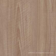 Revestimento de madeira comercial do vinil do PVC que seca o assoalho traseiro do vinil