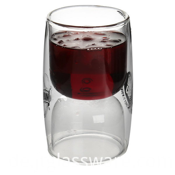 Drinking Wine Glass