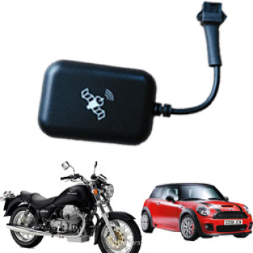 Traqueur de GPS de véhicule pour la voiture et la moto avec la taille mini, système de suivi (MT05-KW)
