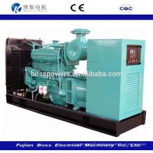 Generador diesel abierto de 20kw-1000KW con motor Cummins