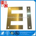 Kaltgewalzte EI Elektrische Silizium Stahlblech magnetische Laminierung