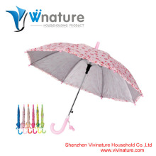 Nueva moda Lovely Print Child Kid Umbrella