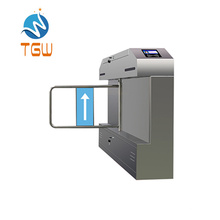 OEM High End Anti-Collision Automatic Swing Turnstile for Office