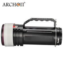 Archon Diving Video Light LED Torch Flashlight 100watts Waterproof up to IP68