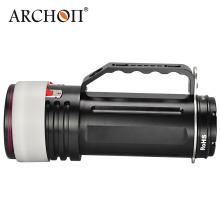 Archon Diving Video Light Светодиодный фонарик факела 100 ватт Водонепроницаемость до IP68