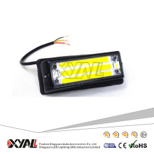 10W COB led strobe light super bright LED light 12V 24V slim lighting for cars motorcycle