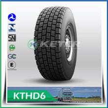Pneus de haute qualité shenzhen, pneus de camion Keter Brand avec haute performance, des prix compétitifs