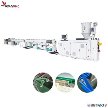 PE/HDPE pipe production line