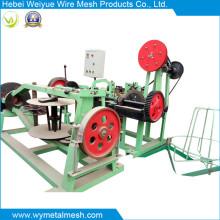 Barbed Wire Mesh Machine