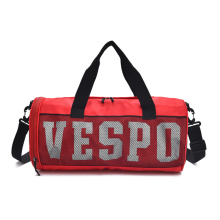Women Weekend Waterproof Travel Bags Shoes Compartment Tote Durable Large Travel Fitness Bag