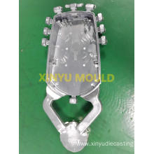 Street LED lighting housing casting