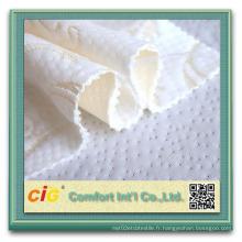 210cm Largeur 100% polyester en tissu tricot en tricot