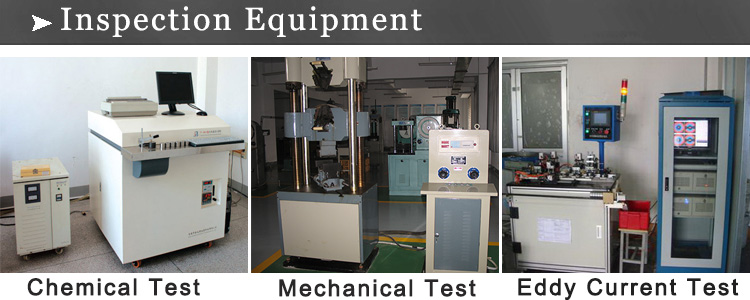 cold drawn pipe inspection equipment