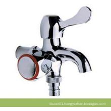 (6347-X07-X27)zinc bib tap