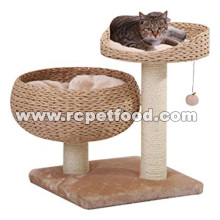 Comfortable Bed Cat Tree