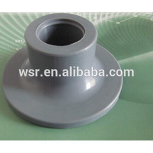 Custom black rubber bush, rubber bushing