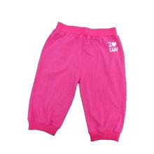 Pantalones de chica de moda, ropa de niños populares (SGP024)