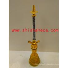 Hqf Fashion haute qualité Nargile fumer Pipe Shisha Narguilé