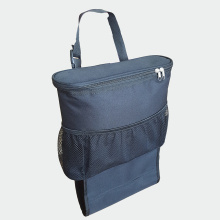 Car Seatback Hanging Cooler Bag with Tissue Holder