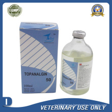 Veterinary Drugs of 50% Analgin Injection (50ml/100ml)