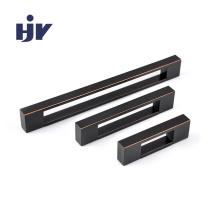 Tiradores de gabinete de aleación de aluminio de 6 pulgadas