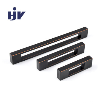 Aluminium Alloy Hot Antique Drawer Pulls And Knobs Long Cabinet Handles Furniture