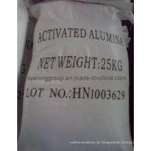 Alumina ativada
