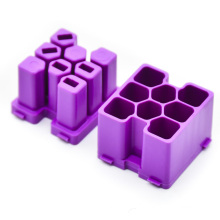 customized parts molding rubber products cover/shell injection mould service making